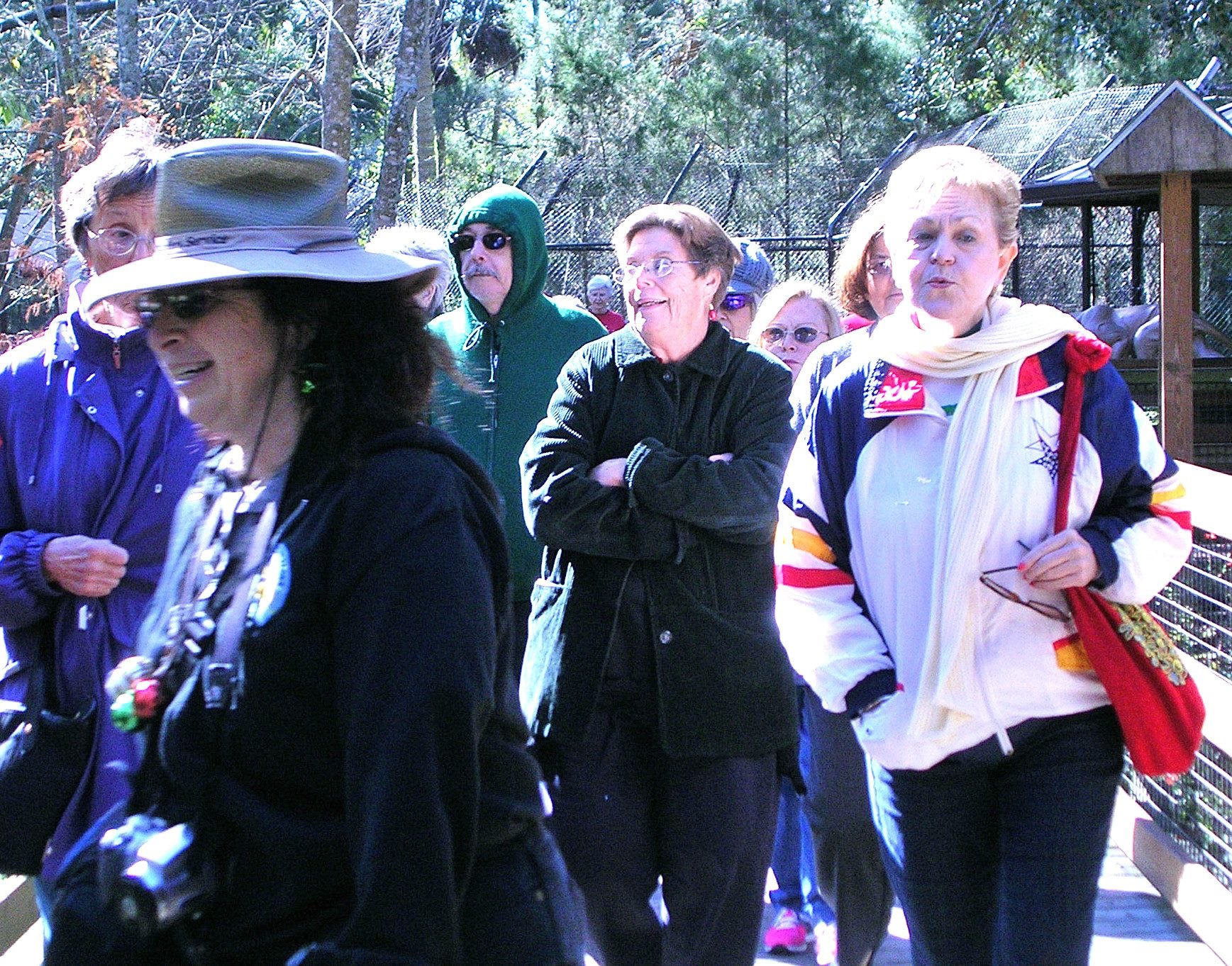 Holiday Party 12-09-14 Park Tour 1