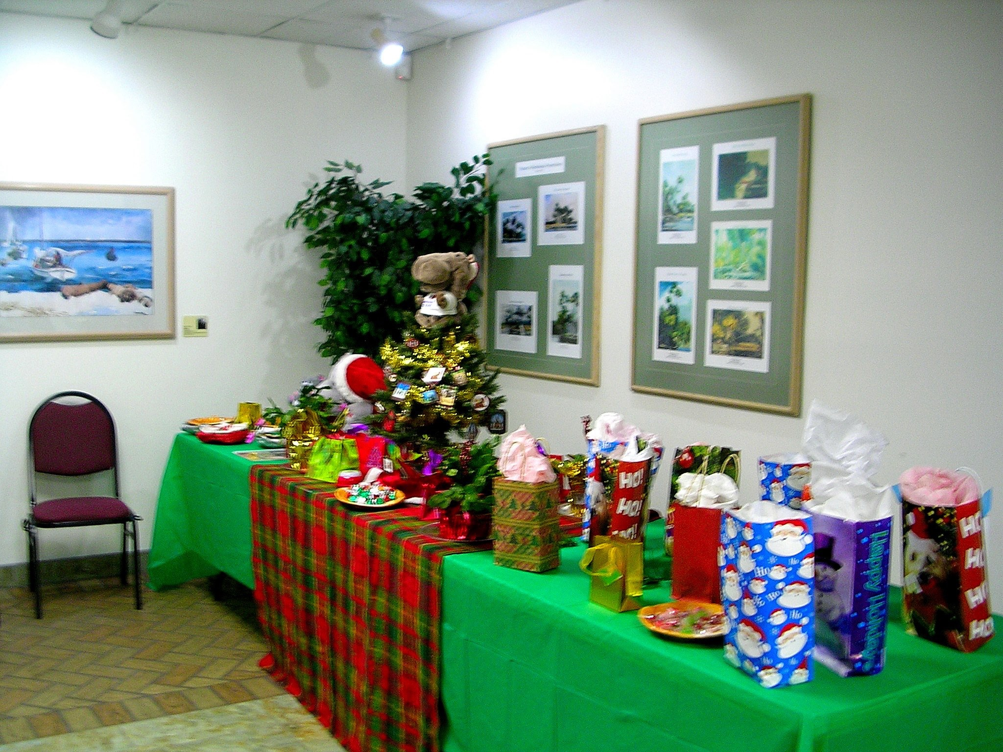 Holiday Party 12-09-14