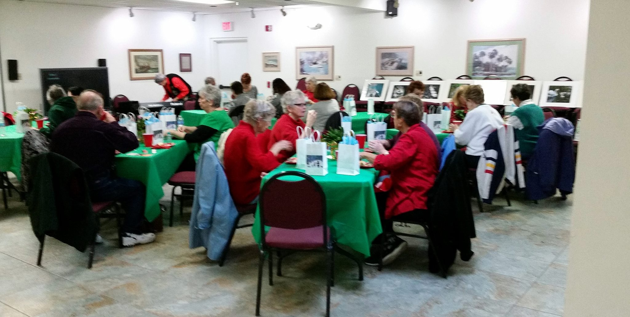 Holiday Party 12-9-14 1