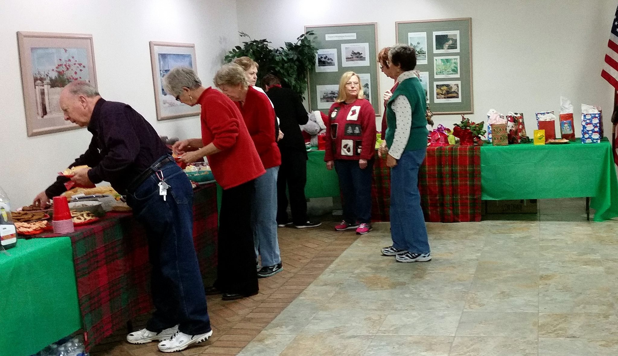 Holiday Party 12-9-14 2