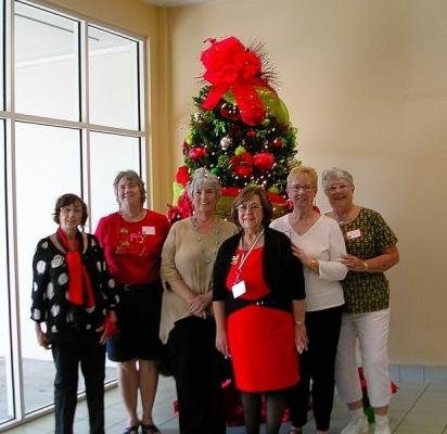 Holiday Party 2013 Tree